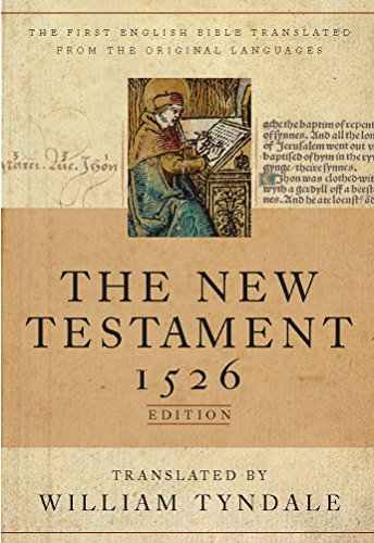The New Testament: A Facsimile of the 1526 Edition]()