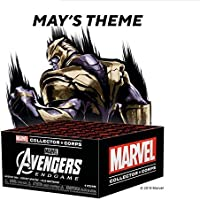 Funko Marvel Collector Corps Subscription Box, Avengers Endgame Theme, May 2019, Large Shirt