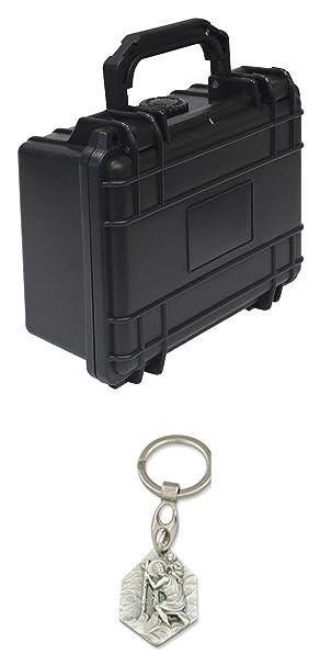210 x 167 x 90 mm Gerätekoffer Staub-//Wasserdicht und schlagfest