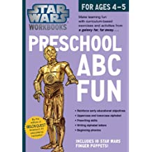 Star Wars Workbook: Preschool ABC Fun (Star Wars Workbooks)