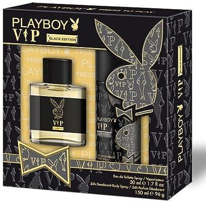 Estuche Colonia PlayBoy VIP 50ml + Desodorante 150ml: Amazon.es: Belleza
