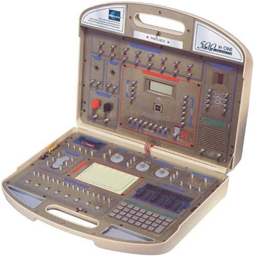 Electronic Lab Instruments : Elenco in one electronic project lab buy online