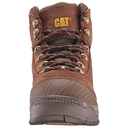 "Caterpillar Women's Ally 6"" Waterproof Ct Construction Boot 2"