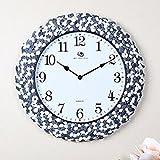 Wall Clocks Innotime Clock Clock Mute Quartz Clock Watch Personality Household Living Room Wall Clock Round,C