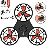 EliveBuy Flying Ball, Flying Fidget Spinner, USB Rechargeable, Flying Toy for Boys Girls & Kids Gifts