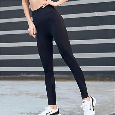 Cintura Alta Pantalón Deportivo de Mujer Leggings paraPantalones ...