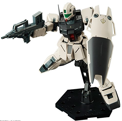 "Bandai Hobby Mg 1/100 Gm Command  Gundam 0080"" Model Buildin"