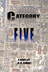 Category Five by D. R. Evans (2008-06-14) Paperback