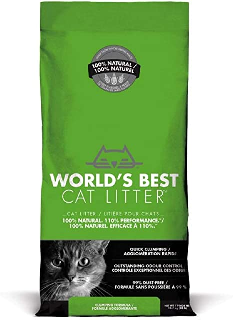 PaylesswithSS World s Best - Arena para Gatos: Amazon.es ...