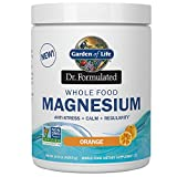 Best Brain Magnesia - Garden of Life Dr. Formulated Whole Food Magnesium Review