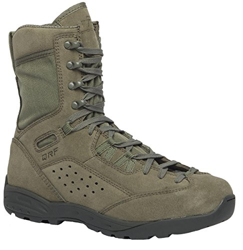 Belleville Tactical Research QRF ALPHA S9 9'' Hot Weather Boot, Sage, 8 by Tactical Research (Image #2)