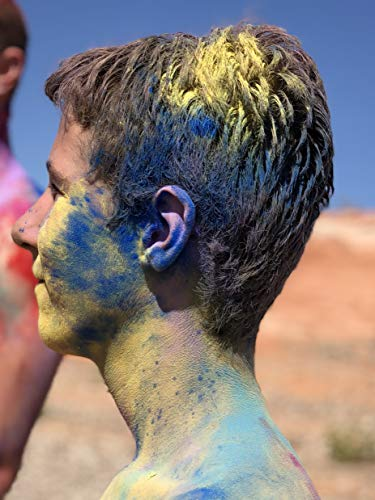 Color Powder Aquamarine 25lb Box by Chameleon Colors (Image #6)
