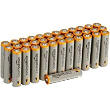 AmazonBasics AAA Performance Alkaline Batteries (36 Count)