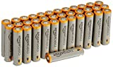 #3: AmazonBasics AAA Performance Alkaline Batteries (36-Pack)