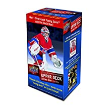 2015-16 Upper Deck Series 1 hockey cards Blaster Box with 12 Packs