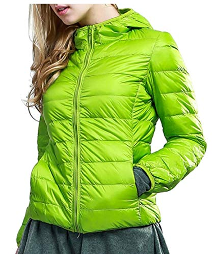 Packable EKU Coat Hooded Women's Down Down 8 Outwears Winter Lightweight Jackets rwpxrqAYI