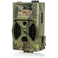 Amcrest ATC-1201 12MP Digital Game Cam Trail Camera with Integrated 2 LCD Screen Camo Green (Certified Refurbished)
