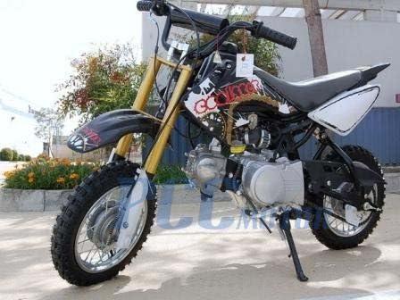 The DB70 Dirt Bike 70cc Semi Automatic