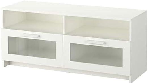 Amazon Com Ikea Brimnes Tv Unit White 403 376 94 Home Kitchen