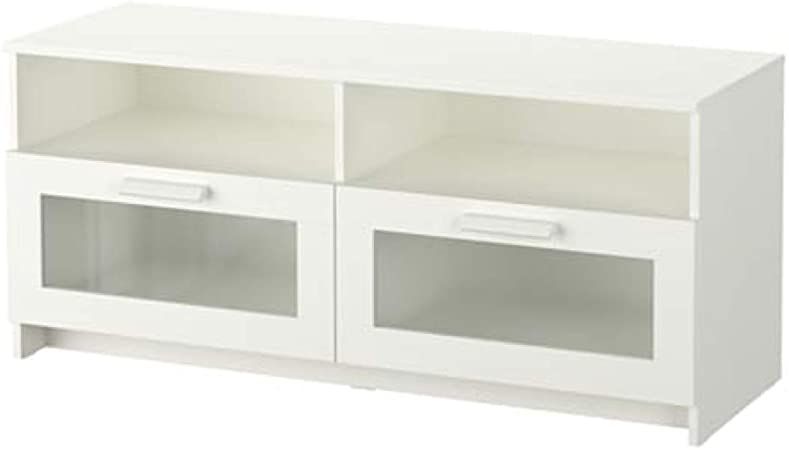 Ikea 403 376 94 Brimnes Meuble Tv Blanc Amazon Fr Cuisine