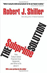[The Subprime Solution] How Today's Global Financial Crisis Happened, and What to Do about It ] BY [Shiller, Robert J]Paperback