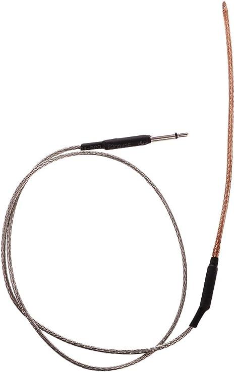 MagiDeal Piezo Transducer Tonabnehmer für akustische Gitarre