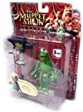 The Muppets Series 1 Action Figure Kermit The Frog