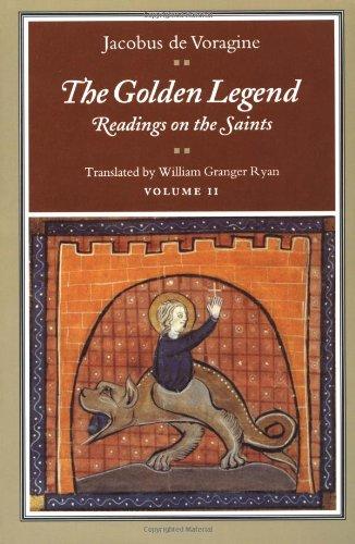 Golden Legend: Readings On Saints (V2) (Trans Ryan) (P)