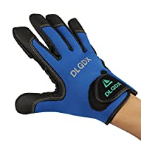 Yogayet 2 Cut Fingers Gloves Anti-slip S...