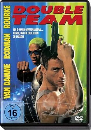 Double Team Van Damme Amazoncouk DVD Blu Ray