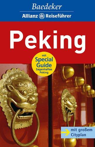 Baedeker Allianz Reiseführer Peking