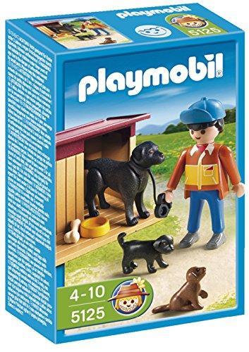 Playmobil Dog - 8