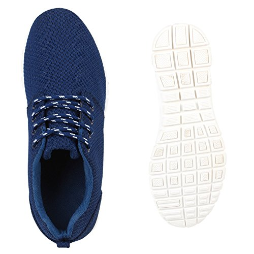Japado - Zapatillas Mujer Azul - azul oscuro