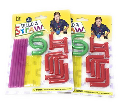Build a Straw - Set of 2