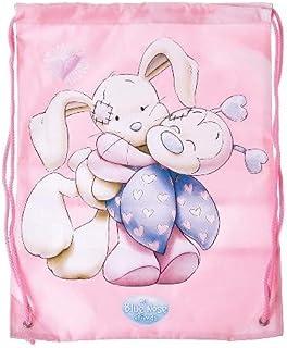 My Blue Nose Friends Drawstring Bag