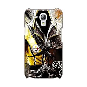 AshtonWells Samsung Galaxy S3 Mini Bumper Mobile Cases Support Personal Customs Vivid Pittsburgh Steelers Pattern [pkJ1033UIKT]