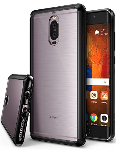 Ringke Fusion TPU Bumper Cover Case for Huawei Mate 9 (Clear) - 7