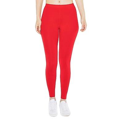 c05701fe7fafc AOJIAN Yoga Pants Buttery Soft Tummy Control Solid Jogger Capri Workout  Running Sports Leggings for Women