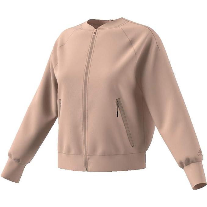 adidas w id glory b jk giacca sportiva, donna, nero (blackcarbon blackcarbon), 40 (taglia produttore: s)
