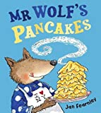 img - for Mr Wolf's Pancakes book / textbook / text book