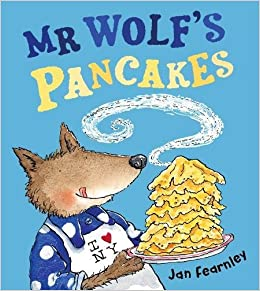 Image result for Mr. Wolf's Pancakes