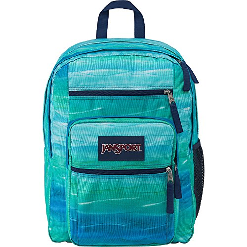 "Price comparison product image JanSport Big Student Backpack - 17.5"" (Ocean Ombre)"