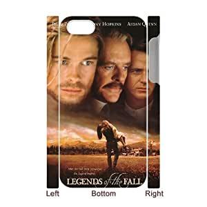 FLYBAI Legends of the Fall Brad Pitt Phone 3D Case For Iphone 4/4s [Pattern-4]