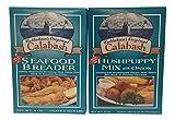 Callahans Original Calabash Seafood Breader & Hushpuppy Mix with Onion 8 Oz