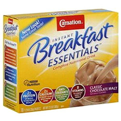 Carnation Instant Breakfast Powder - Variety Pack - Case of 60