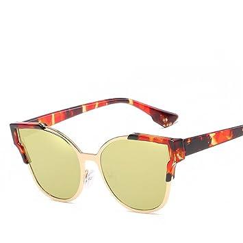 GCC Las Gafas de Sol, Gafas de Sol Retro UV D.: Amazon.es ...