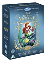 The Little Mermaid Collection [Blu-ray] by Walt Disney Home Entertainment