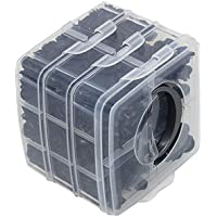 Docooler 620Pcs Assorted Car Body Plastics Push Retainer Pin Rivet Fasteners Trim Moulding Clip Automotive Furniture…