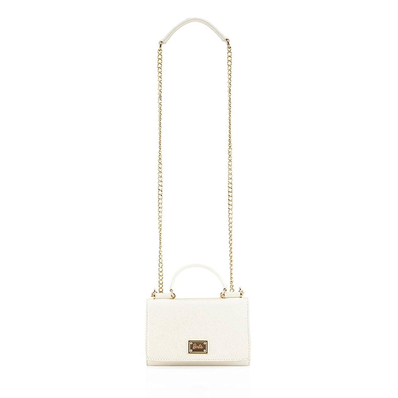 Barbie Lovely Classic Dual Use Cross-body Folded Bag Handbag #BBFB227