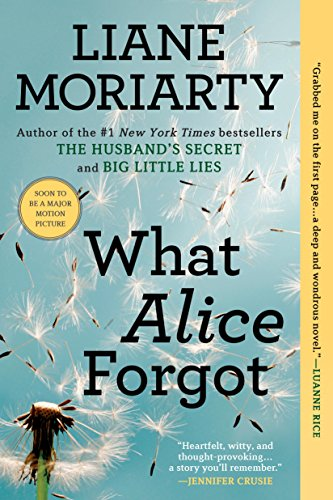 Image result for what alice forgot liane moriarty